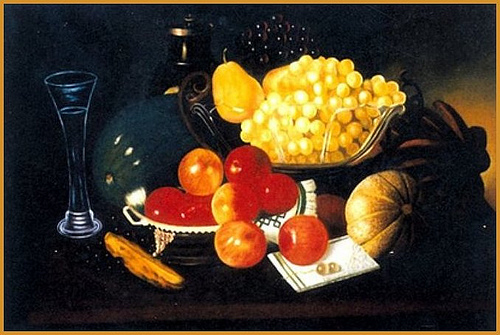 Still-Life - Fruits (2001)