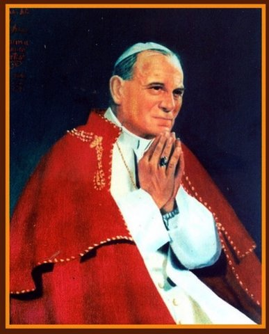 'His Holiness' Pope John Paul II (1986)